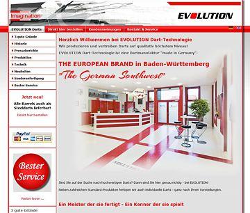 EVOLUTION Darttechnologie e.K.