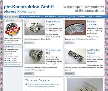 PBT Konstruktion GmbH
